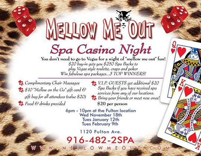 Mellow Me Out Day Spa